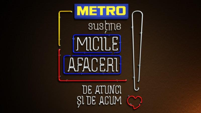 Tempo Advertising celebreaza 20 de ani de METRO, printr-o campanie bazata pe emotie si traditie
