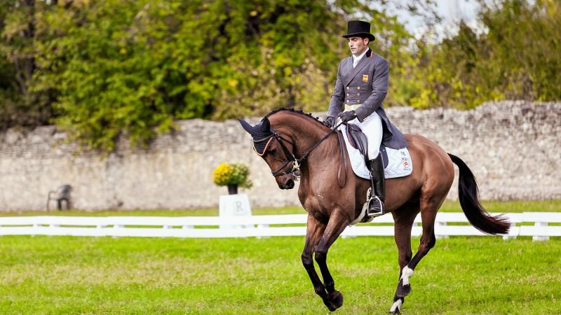 Karpatia Horse Show 2016, singura competiție ecvestră din România ce se desfășoară pe un domeniu nobiliar