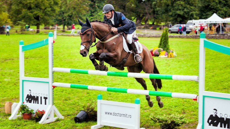 Karpatia Horse Show 2016, o competiție ecvestră ca un festival