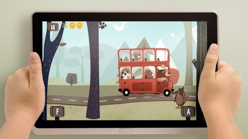 Ursul se plimba si in App Store