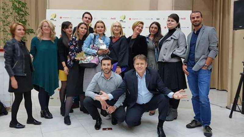 GMP Group felicita independentele premiate la Effie 2016