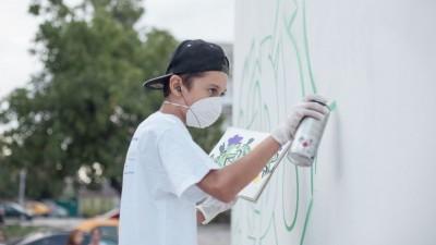 Copiii din Ferentari contribuie la transformarea cartierului lor in cadrul proiectului City of Energy