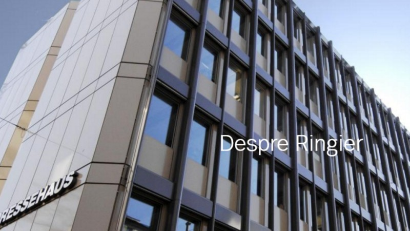 Ringier România preia în regie de vânzări site-urile Ziare.com şi Business24.ro