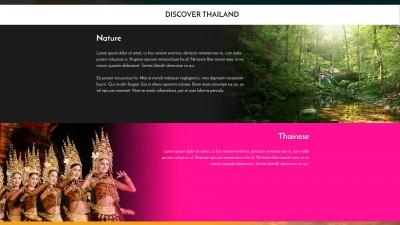Thailand - The Thailand Race