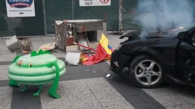 Nu luați Pokemonii cu voi în mașină
