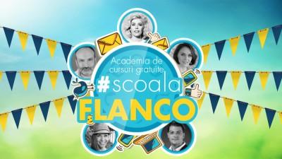 Incepe a treia editie a academiei de cursuri gratuite#ScoalaFlanco
