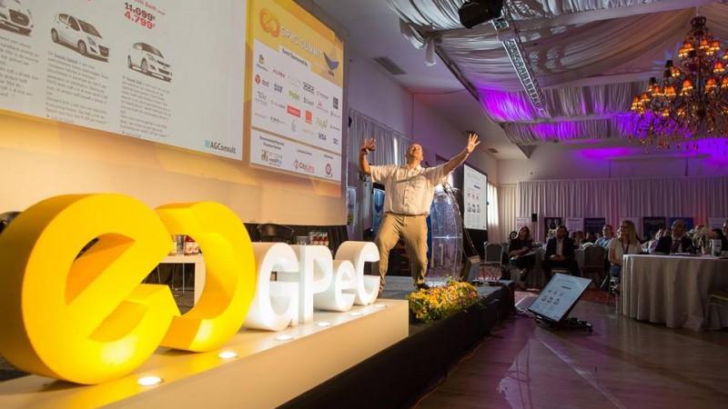 Premieră GPeC: o zi întreagă de E-Commerce și Online Marketing în exclusivitate cu Bryan Eisenberg - Guru în User Experience, Digital Marketing și Optimizarea Conversiilor