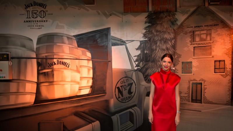 "Cosmina Balaban (Jack Daniel's): Vorba lui Jack ""Everyday we make it, we'll make it the best we can"" este la fel de valabila azi, cum era si acum 150 de ani"