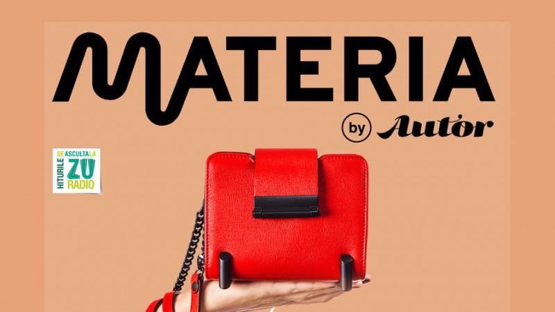 """Conferință MATERIA: """"Orice produs de design trebuie să fie ireproșabil"""""""