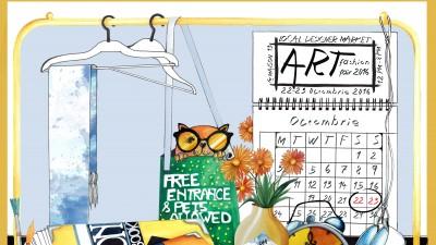 Hai la Art Fashion Fair - Local Designer Market în weekend să cunoști 30 din cei mai tari designeri români contemporani și să susții creativitatea autohtonă