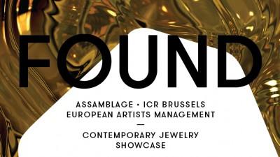 Expoziția FOUND.LOST.FOUND în deschiderea Festivalului EuroCultura 2016 @BOZAR, Bruxelles