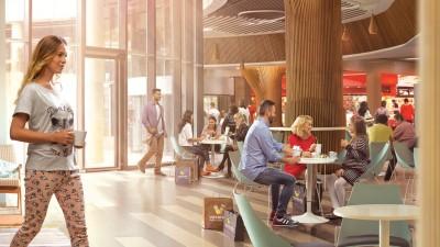 MullenLowe anunta: urmeaza statia Obor, cu Veranda pe partea dreapta! Agentia adauga in portofoliu primul mall de proximitate din Bucuresti
