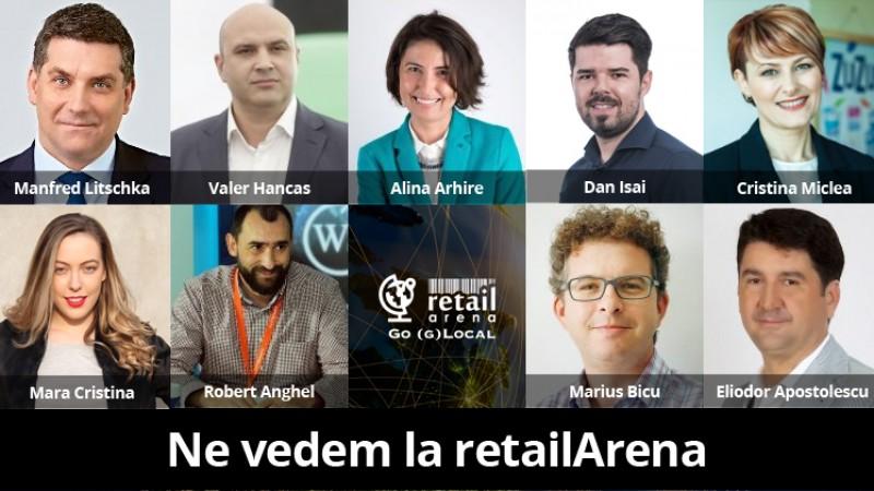 retailArena 2016, despre performanta in retailul offline si online la scara globala sau locala