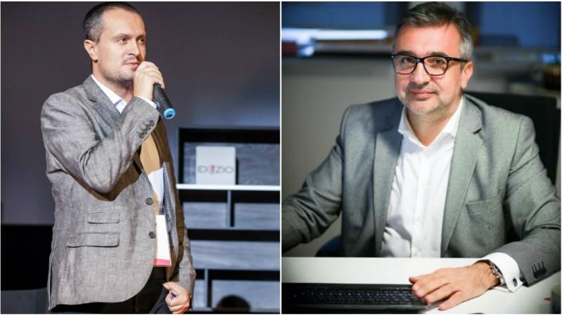 Consum, formate, metrici de video ads. Dragos Stanca (Think Digital Group) si Lucian Romascanu (Project Agora): Nu mai exista spot TV, ci un concept video care se difuzeaza si pe TV