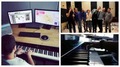 Inginer de sunet, compozitor, producator, antreprenor. Andrei Tatu (AdSound) si piata audio brandingului din Romania