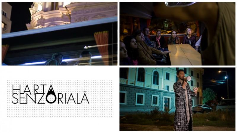 S-a facut o Hartă senzorială către poveștile uitate ale Bucureștiului