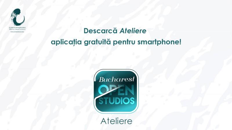 Contemporanii lansează aplicația Ateliere pentru smartphone