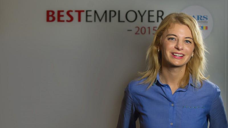 Geanina Babiceanu este noul Market Director al Mars Romania