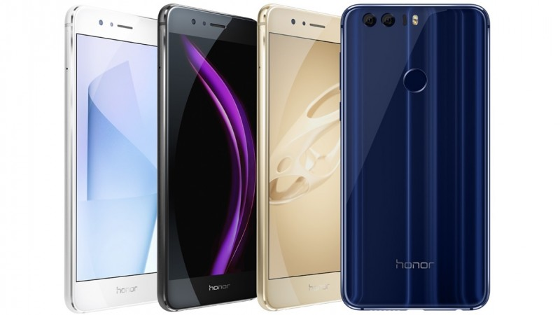 Honor 8 este disponibil oficial in Romania