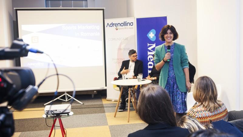 Sports Marketing in Romania: o nevoie de educatie si profesionalizare, pe toate segmentele - companii, autoritati, massmedia