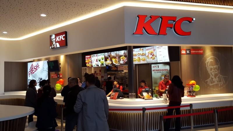 KFC deschide un nou restaurant in Veranda Mall din Bucuresti, ajungand la 62 de locatii