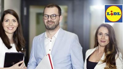 Lidl lansează campania de brand de angajator. Lidl. Oameni surprinzători. Cariere surprinzătoare