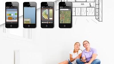 """""""Asistentul de design virtual"""" Mobile Policolor App. 12.000 de nuanțe disponibile"""