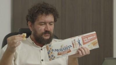 """""""Morarita esti chiar tu!"""": campania-concurs pe care Panovia o dedica iubitorilor de strudele"""