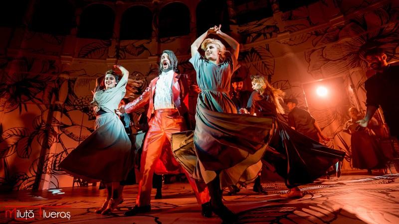 My Fair Lady – un spectacol de Broadwayadus cu succes pe scena Grand Cinema & More.Costume impresionante, interpretari de exceptie, muzica si dans care iti raman in minte si in suflet