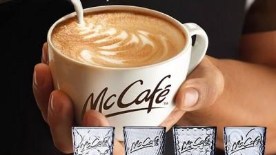 McDonald's lanseaza prima campanie nationala de comunicare pentru lantul de cafenele McCafé
