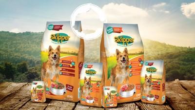 Kaleidoscope Proximity relanseaza pe piata brandul de mancare pentru caini Skipper de la Nordic Petfood