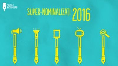 Cititorii pot vota materialul preferat din cele 27 nominalizate la Superscrieri 2016