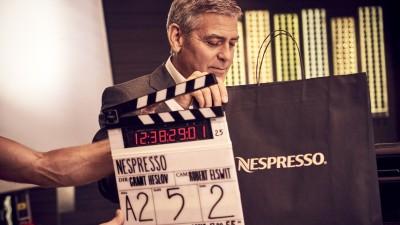 George Clooney, pentru prima oara in fata publicului din Romania. Povestea seriei iconice Nespresso