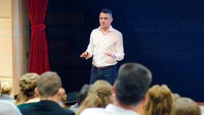 Marketingul Online - de la identificarea corecta a contextului unei afaceri, la elaborarea si implementarea unei strategii cu rezultate vizibile