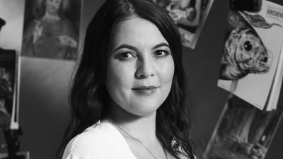 Diana Dragomir, de la livrat Luerzer's cu rucsacul, la Client Service Director