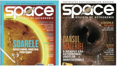 Ce e mai greu: Să lansezi o rachetă în spațiu sau o revistă în România?