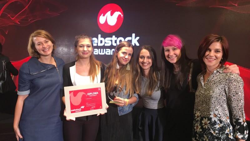 Golin, cea mai premiata agentie de PR la Webstock 2016, pentru al doilea an consecutiv