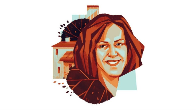 Returning to illustration, after a detour in copywriting, client service & strategy. Wendy MacNaughton and her story