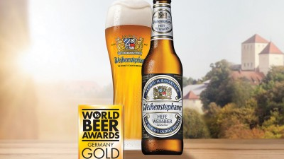Berea Weihenstephaner Hefe WeissBier, premiata cu aur in cadrul World Beer Awards 2016