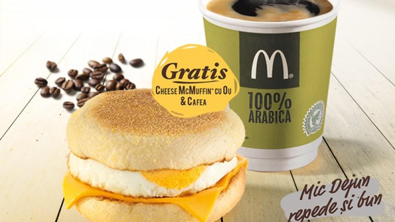 Ziua Micului Dejun devine tradiție la McDonald's