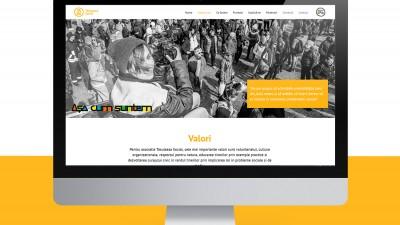 Tasuleasa Social - Website Design and Development