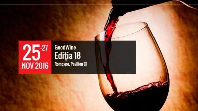 Cel mai important eveniment din lumea vinului. GOODWINE este prima si cea mai importanta conventie dedicata vinului si industriei de vinificatie din Romania