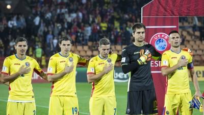 Urări nesătule fotbaliștilor români