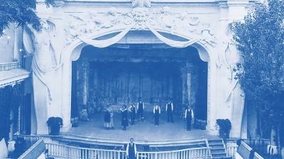 Expoziție Cinema / Teatrul de vară Capitol la ARCUB
