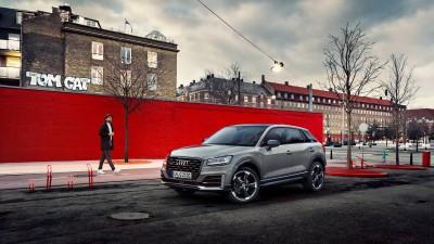 INTERACTIONS asigura prezenta in online pentru noul Audi Q2
