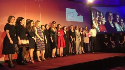 MSLGROUP The Practice, pentru a patra oarăAgenția de PR a Anului la Romanian PR Award