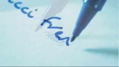 Autografe de la scriitori morți
