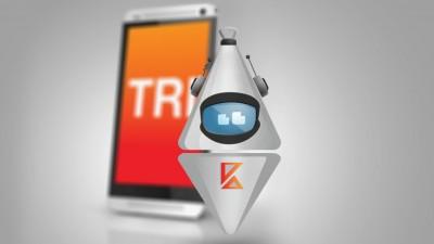 TRI, Askredit, Smite. Un super trio robotico-financiar-publicitar