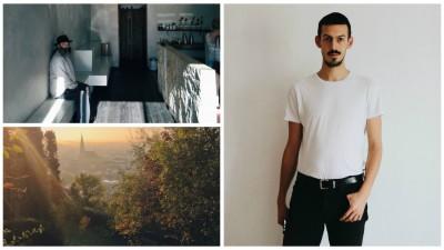 Mihail Onaca, de la actorie la fotografie pentru Airbnb: Nu sunt genul care fotografiaza orice pentru bani