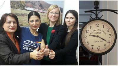 [Check-in la stat] Alina Pedrescu, CFR Călători: Ne propunem să ne perfecționăm atât la nivel de mesaje, cât și ca imagini foto-video